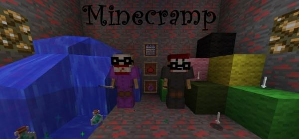 MineCramp для Minecraft 1.8