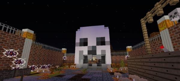 Nate's Halloween для Minecraft 1.8.9
