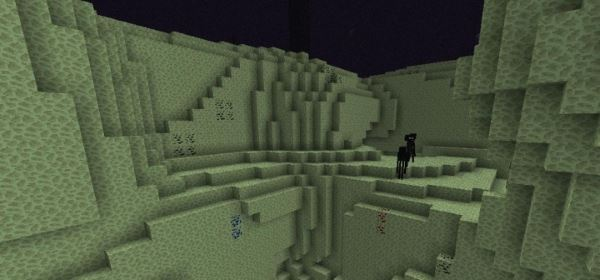 Multidimensional Ores для Minecraft 1.7.10