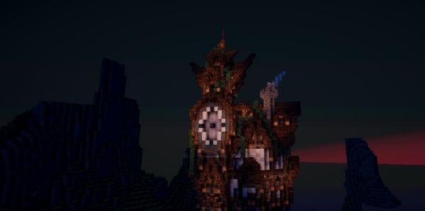 Morganthian's Manor для Minecraft 1.8.9