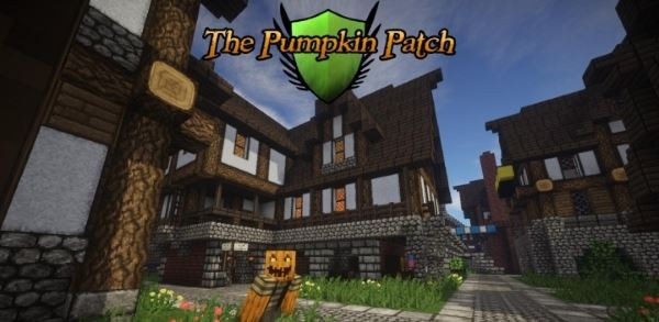 Pumpkin Patch для Minecraft 1.8.9