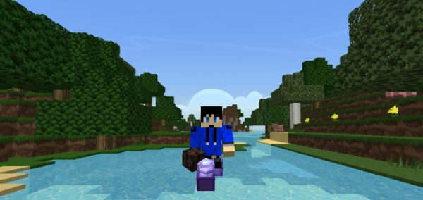 Water Walking для Minecraft 1.7.10