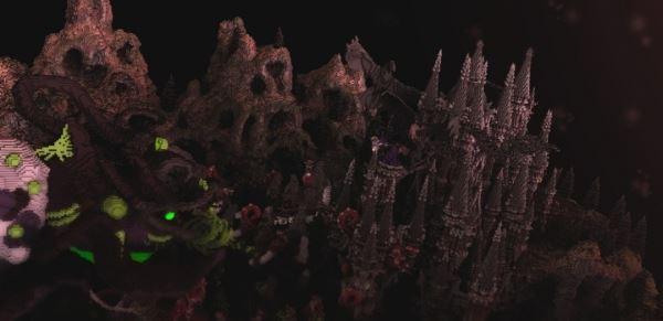 Macabre Infestation для Minecraft 1.8.9