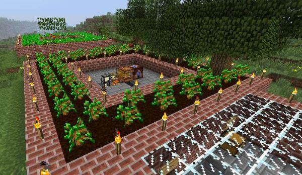 Forestry для Minecraft 1.7.10
