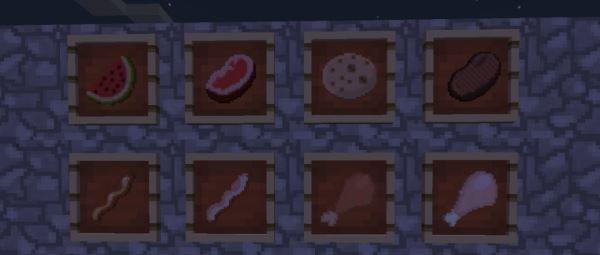 GrizzlyBacons для Minecraft 1.8.9
