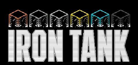 Iron Tanks для Minecraft 1.7.10