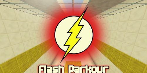 Flash Parkour для Minecraft 1.8.9