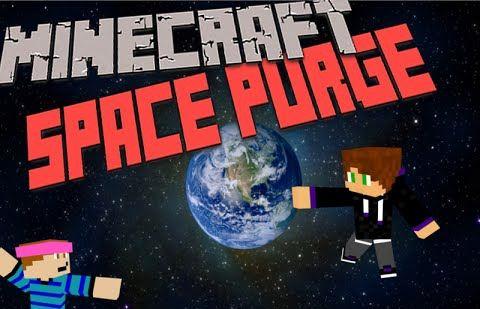 Space Purge для Minecraft 1.7.10