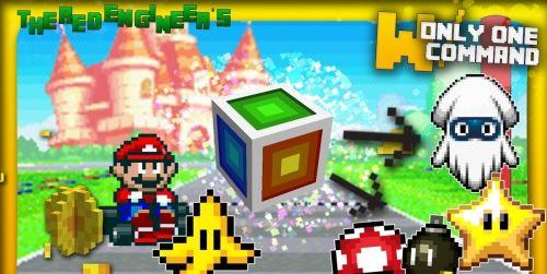 Mario Kart Items для Minecraft 1.8.8