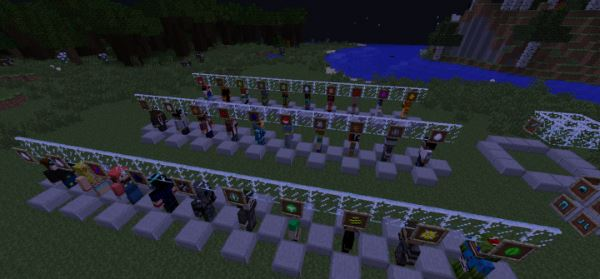 Youtubers+ для Minecraft 1.8