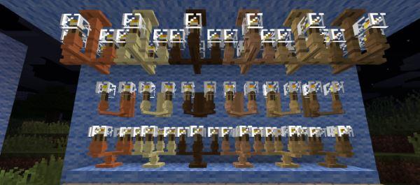 Missing Pieces для Minecraft 1.8