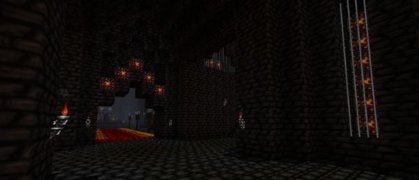 Wolfhound Dungeon для Minecraft 1.9.2