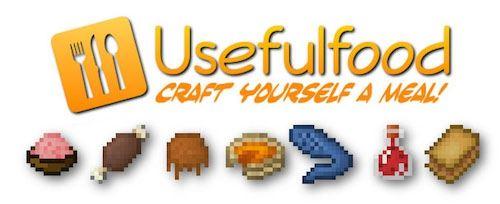UsefulFood для Minecraft 1.8