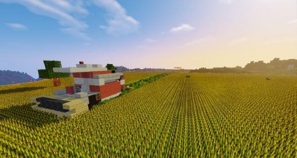 The Farm для Minecraft 1.8.9