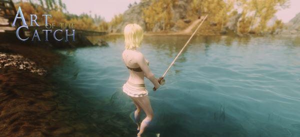 Art of the Catch / Искусство рыбной ловли для TES V: Skyrim