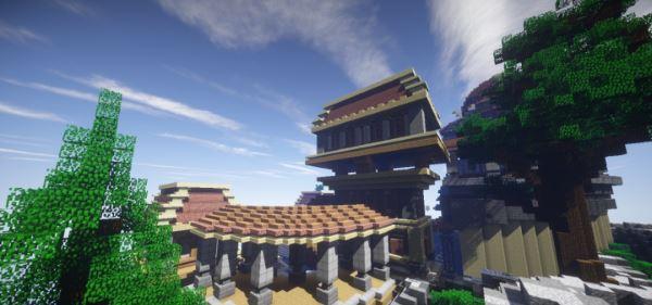 Heatvale для Minecraft 1.9.2