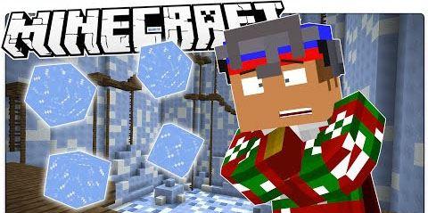 Deep Freeze Minigame для Minecraft 1.8.9