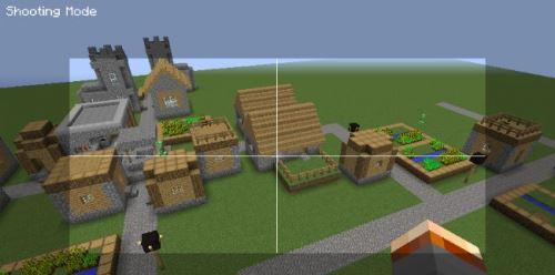 PreciousShot для Minecraft 1.8