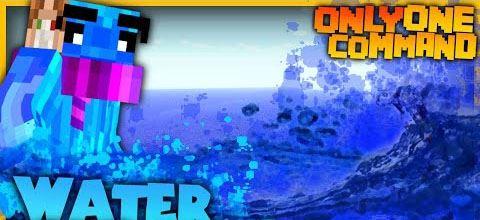 Waterbending для Minecraft 1.8.8