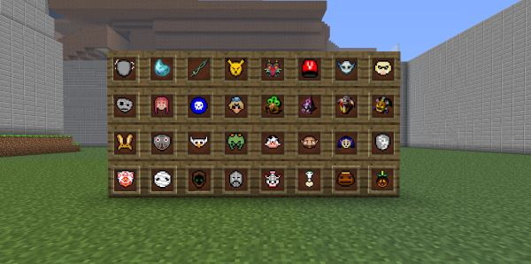 Maskcraft для Minecraft 1.7.10