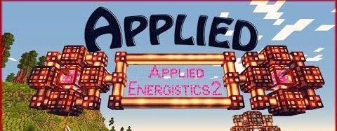 Applied Energistics 2 для Minecraft 1.7.10