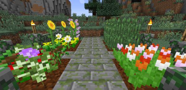 GardenStuff для Minecraft 1.7.10