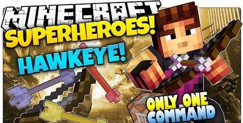 Hawkeye для Minecraft 1.8.8