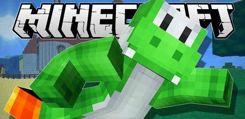 Yoshi для Minecraft 1.8.8