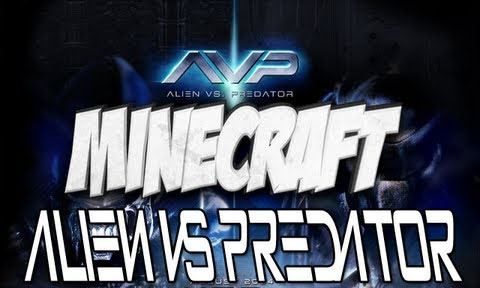 Aliens vs Predator для Minecraft 1.7.10