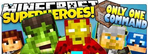 The Avengers для Minecraft 1.8.8