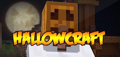 HallowCraft для Minecraft 1.7.10
