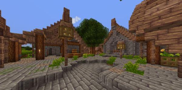 Woodpecker для Minecraft 1.8.9