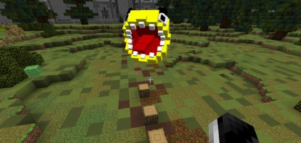 Horror Pacman для Minecraft 1.7.10