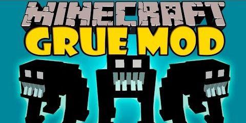 Grue для Minecraft 1.7.10