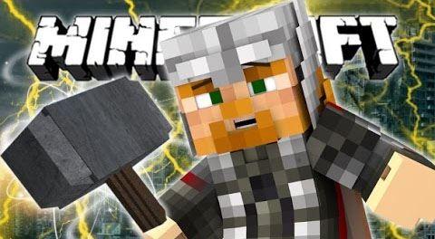 Thor для Minecraft 1.8.8