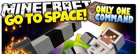 Rocket Ships для Minecraft 1.8.8