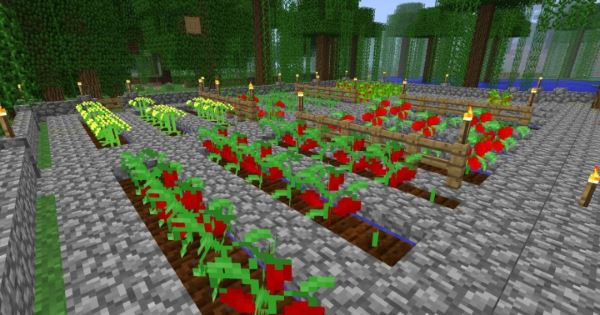 Jaffas and more для Minecraft 1.7.10