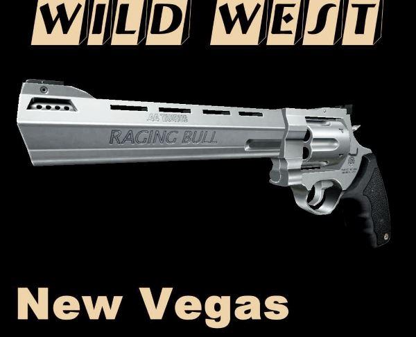 Wild West для Fallout: New Vegas
