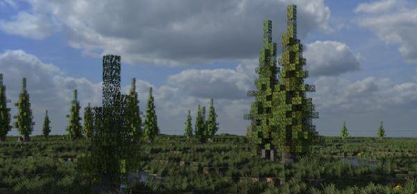 Barella's Swamp для Minecraft 1.9.2
