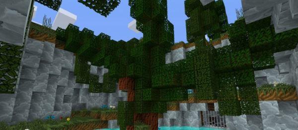 Spire Classic для Minecraft 1.8