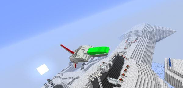 FutureCraft для Minecraft 1.8