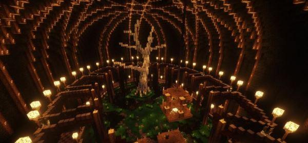 HerrSommer Medieval для Minecraft 1.8