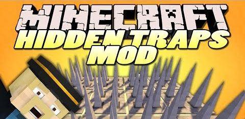 Spikes для Minecraft 1.8