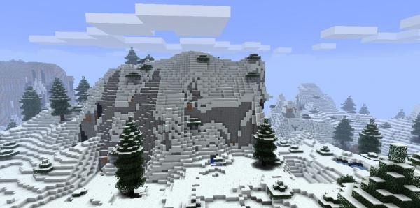 Highlands для Minecraft 1.8