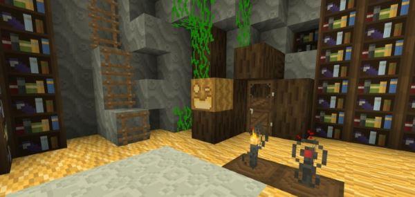 Borealis для Minecraft 1.8
