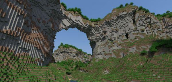Land of Cztkl для Minecraft 1.8.9