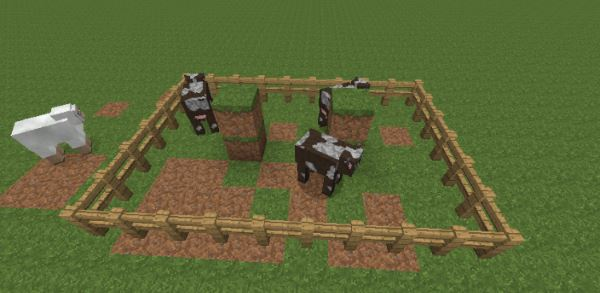 Hungry Animals для Minecraft 1.8