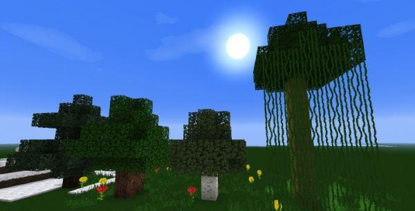 Massive Realistic для Minecraft 1.8