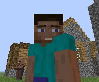 Animated Player для Minecraft 1.7.10