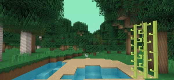Sandy Dreams для Minecraft 1.8